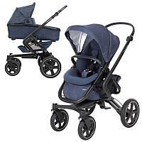 Универсальная коляска 2 в 1 Maxi-Cosi Nova 4 Nomad Blue
