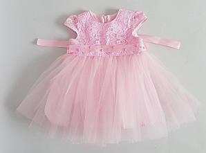 Нарядное платье для маленьких принцесс в расцветках