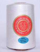 Швейная нитка  №36 (20/3) белая (2500Y)Китай
