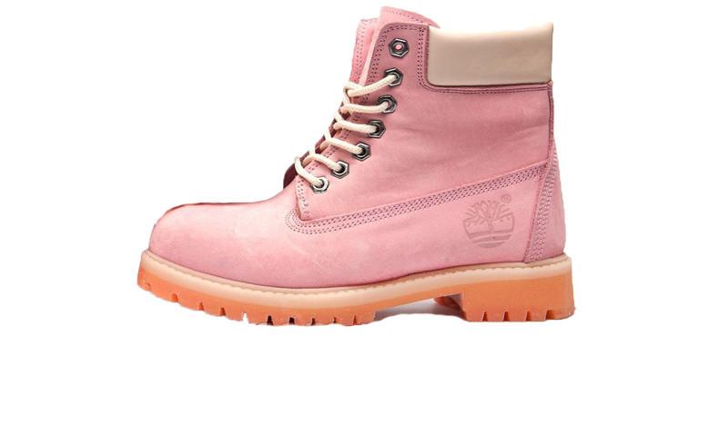 Женские ботинки Timberland Pink (Искусственный мех) - FREE CHOICE -  ИНТЕРНЕТ-МАГАЗИН ОБУВИ 9f9783674bae0