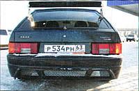 Бампер задний ВАЗ: 2108, 2109, 2113, 2114 AVR