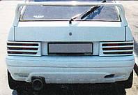 Бампер задний ВАЗ: 2108, 2109, 2113, 2114 Euronova