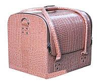 Чемодан для мастера нежно-розовый