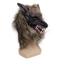 Маска  Волк, голова Волка, фото 1