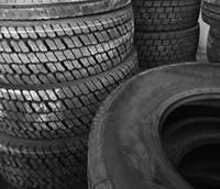 Шини для вантажних автомобілів в асортиметі