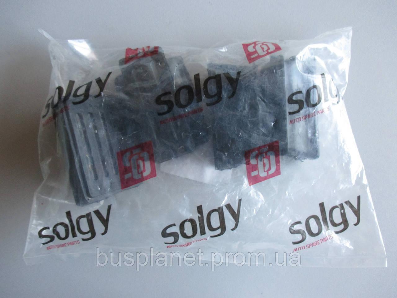 Подушка передней рессоры пластиковой комплект (4 шт)