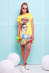 GLEM Summer time платье Тая-1 к/р