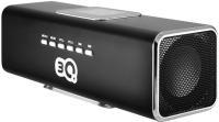 SP-202M QUBA Black/ QUBA MP3 Player Micro SD/ USB, Radio, External Speaker with replaceable battery / Black