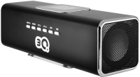 SP-202M QUBA Black no bat/ QUBA MP3 Player Micro SD/ USB, Radio, External Speaker/ Black/ no battery