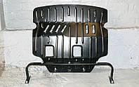 Защита картера двигателя и кпп Mitsubishi Colt IX 2004- , фото 1