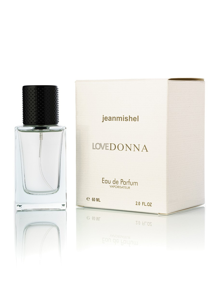 60 мл Міні-парфуми Jeanmishel Love Trussardi Donna (ж) 102 кубик