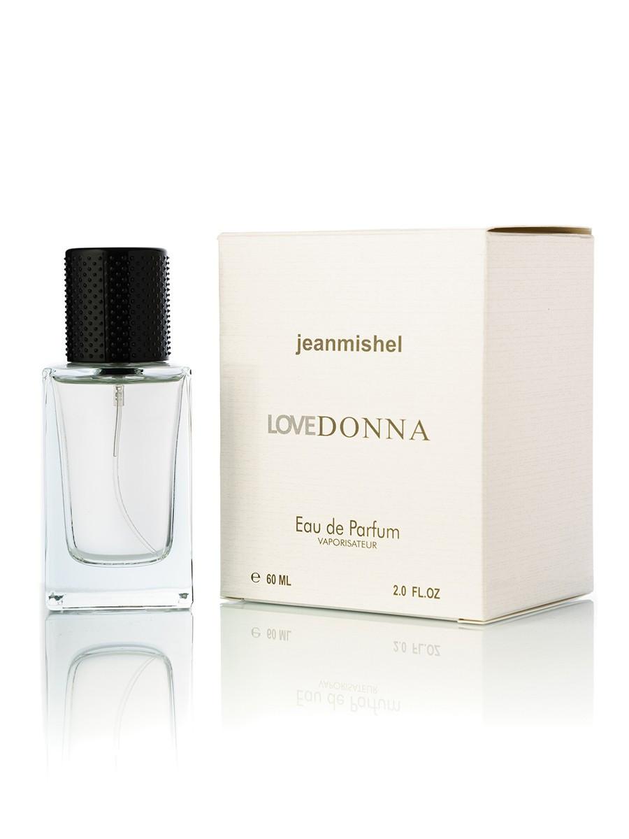 60 мл Мини-парфюм Jeanmishel Love Trussardi Donna (ж) 102 кубик