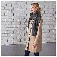 Плед-шарф, серый, 110x170 см Икеа Vårkrage, 703.741.14 Ikea