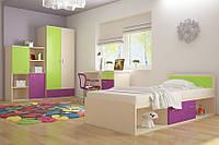 Детская мебель Маджестик МДФ