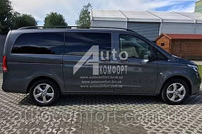 Передний салон, правое окно на Mercedes-Benz Vito W447 (14-), Мерседес Вито W447 (14-)