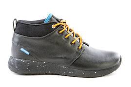 Кожаные зимние ботинки  Restime на меху 42-45 размеры, зимняя обувь, кроссовки для зимы, кроссовки на меху