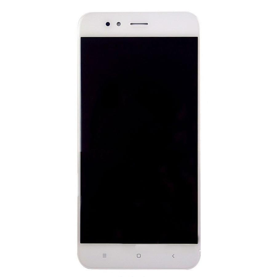 Дисплей  для Xiaomi  Mi5X с белым тачскрином