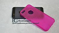 Чехол IcareR для iPhone 5 Diamond Shape Serіes pink
