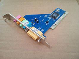 Звуковая карта PCI - 4.1CH (c-media 8738), BOX
