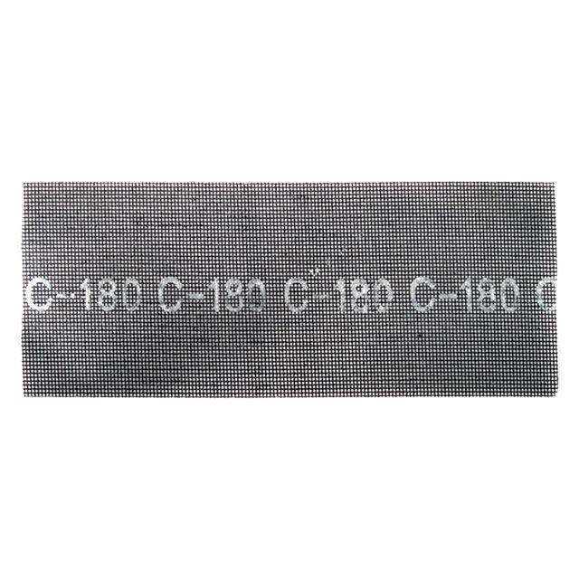 Сетка абразивная 105x280 мм, SiC К60, 50 шт/упак INTERTOOL KT-600650