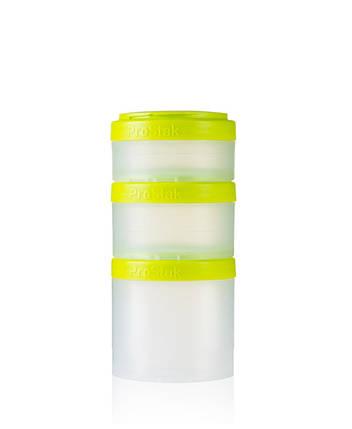Контейнер спортивный BlenderBottle Expansion Pak Clear/Green (ORIGINAL), фото 2