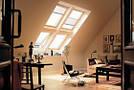 Мансардное окно GGL 3070 МK06 78х118 см, фото 3
