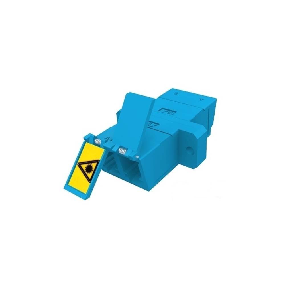 Адаптер Cor-X AD-LC/PC duplex для соединения дуплексных оптических шнуров