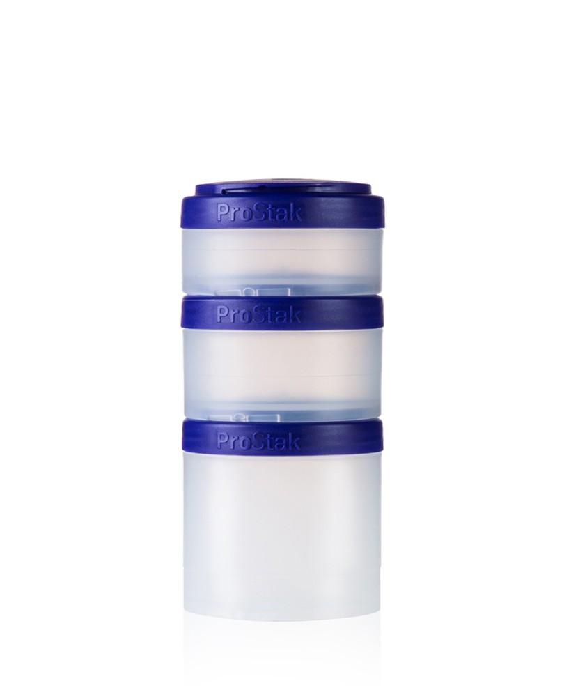 Контейнер спортивный BlenderBottle Expansion Pak Clear/Purple (ORIGINAL)