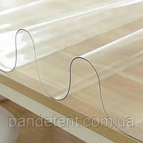 Водо-мороустойчивая штора для автомойки из ПВХ ткани (Испания), фото 3