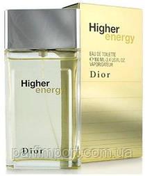 DIOR Higher Energy EDT 100 ml  туалетная вода мужская (оригинал подлинник  Франция)