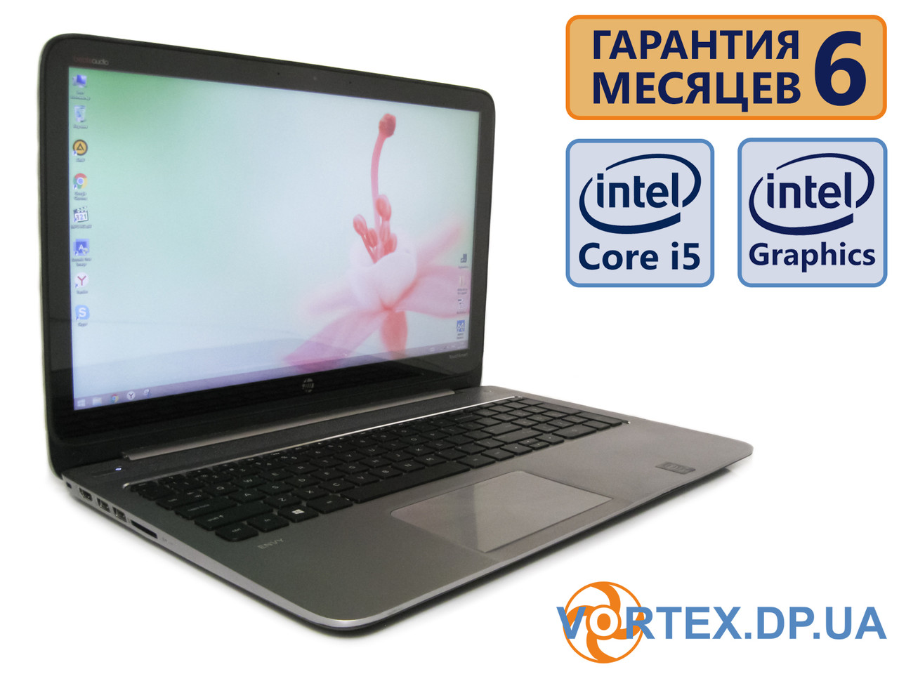 Ультрабук HP M6-k025dx 15.6 (1920x1080) / Intel Core i5-4200U (2x1.6GH