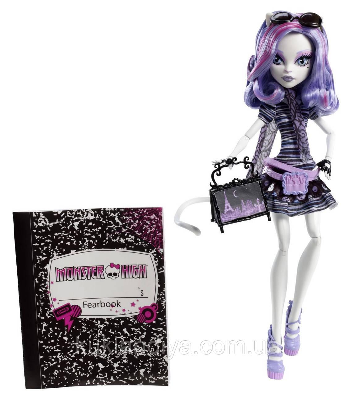 Кукла Monster High Кетрин де Мяу Скариж - Scaris Catrine DeMew