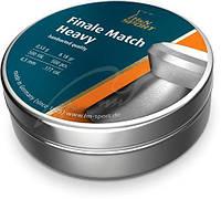 Кулі пневматичні H&N Finale Match Heavy 4,5 мм
