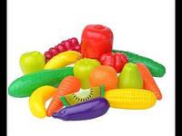 Овочі, фрукти, продукти іграшкові