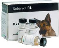 Nobivac RL Нобивак вакцина против бешенства и лептоспироза