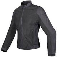 Мотокуртка женская DAINESE G. AIR FLUX D1 текстиль черный 38