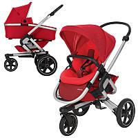 Универсальная коляска 2 в 1 Maxi-Cosi Nova 3 Vivid Red