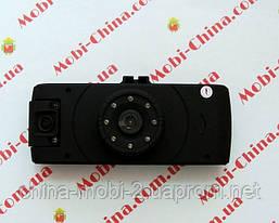 Видеорегистратор X6 SOS double lens  Full HD, фото 3