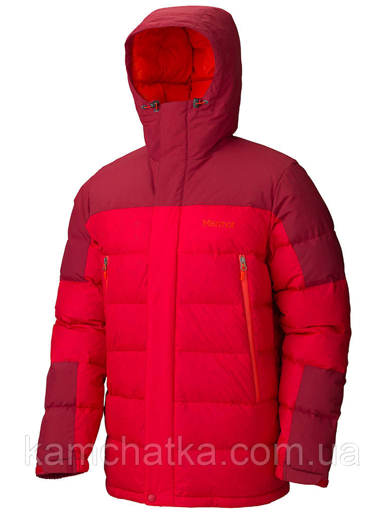 Пуховик мужской Marmot Mountain Down Jacket (72320) купить ...