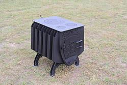 """Булерьян печь с конвекцией """"Шайтан"""" + вторичный дожиг печных газов, сталь 4-8 мм, фото 3"""