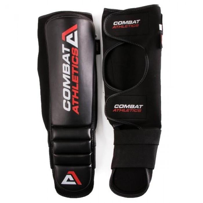 Защита ног (Щитки) Tatami Combat Athletics Essential Version 2.0 Черные