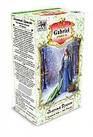 Зеленый чай Gabriel в картонной пачке «Зеленый дракон» - Gunpowder Special 100