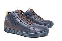 Ботинки синие удобные, фото 1
