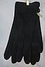 Перчатки женские замш