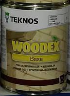 Грунт антисептик WOODEX BASE, 1л
