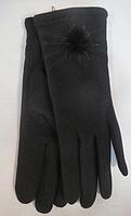 Перчатки женские трикотаж, фото 1
