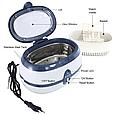 Ультразвукова Ванна VGT-800, 600 мл, 35 Вт., фото 7