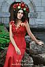 Вечернее, выпускное платье V-176, фото 2