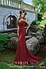 Вечернее, выпускное платье V-176, фото 3