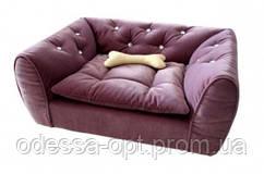 Мягкий диван для питомца